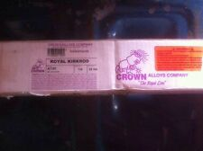 Crown Alloys Royal Kirkrod A7-197 25lbs 24713CA09 Welding Rods