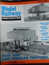 Model Railway Constructor 3 1960