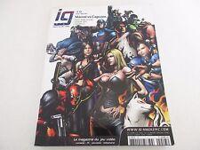 IG Magazine N°13 Avril 2011 - MARVEL VS CAPCOM Rétro ELDER SCROLLS Dossier 3DS