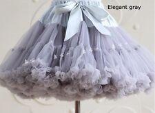 puffy Skirts tutu Skirt lolita Cosplay Petticoat Underskirt Stage Dance Costumes