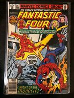 Spectacular Spider-Man Peter Parker #124 FN 1987 Stock Image