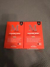 2-BOXS !!! M-Drive Prime Support Energy 30 Capsules EXP 09/2021.
