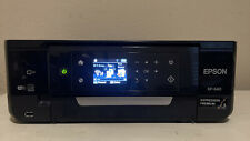 Epson Expression Premium XP-640 All-In-One Inkjet WiFi CD DVD Printer Tested
