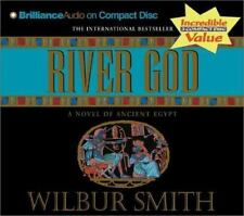 NEW - River God (Brilliance Audio on Compact Disc) by Smith, Wilbur