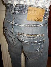 Pantalon jeans FREEMAN T PORTER style DON W31 40FR délavé coupe droite 16TS35