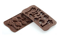 Silikomart Stampo Cioccolato Winter Easy Choc 35x30mm H.16mm 112.5ml Silicone