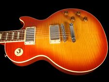 2016 GIBSON LES PAUL STANDARD T 3A FLAME TOP with COIL TAPPING ~ CHERRY SUNBURST