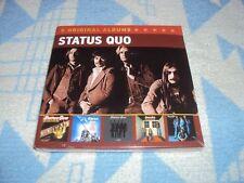 5 Original Albums von Status Quo (2011) NEU OVP
