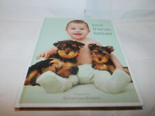 Best Friends Forever by Rachael Hale McKenna hardback book of cute photographs
