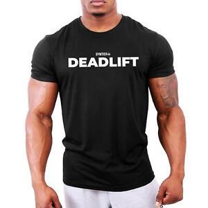Deadlift - Men's Bodybuilding T-Shirt | Gym Training Vest Top by GYMTIER