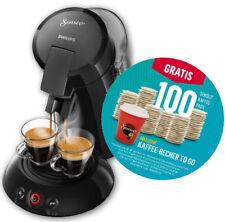 PHILIPS Senseo HD6555/27 XL Kaffeepadmaschine + Senseo-Becher + 100 Pads gratis*