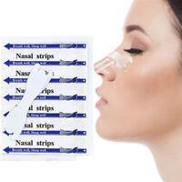 10 -1,000 BETTER BREATH NASAL STRIPS / STOP SNORING CLTRANSPARENT NASAL STRIPS