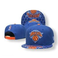 NEW ERA 9FIFTY SNAPBACK ADULT NBA NY NEW YORK KNICKS  HAT/CAP BLUE