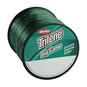 Berkley Trilene Big Game Monofilament Line Green Quarter Pound Spools