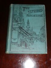 The Strand Magazine Sherlock Holmes 1st Edition Antique Hardback Volume IV 58