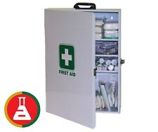 CONSTRUCTION FIRST AID KIT METAL CABINET | WHS 2015 HIGH RISK 1 TO 100 PERSONS