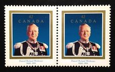 Canada #1447ii MNH, Order of Canada Pair of Stamps 1992