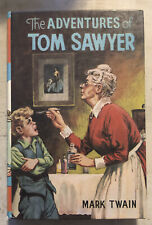 Used Book ~ The Adventures of Tom Sawyer by Mark Twain 1968