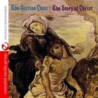 The Sistine Choir - Story of Christ [New CD]