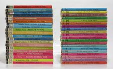 lotto 40 libri usati collana COLLEZIONE INTIMITA' intimità - cino del duca