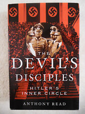 The Devil's Disciples Hitler's Inner Circle Read First Edition Illustrated 67-1I