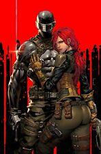 Snake Eyes Deadgame #2 Kael Ngu Virgin Exclusive Variant A IDW PRESALE 9/9/2020