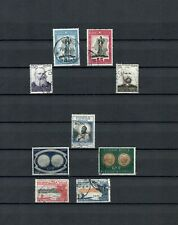 Belgish Congo Africa Belgium Colonies Selection Used Sets Stamp Lot (Belg 78)