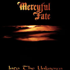 MERCYFUL FATE - INTO THE UNKNOWN - LP REISSUE BLACK VINYL NEW SEALED 2016