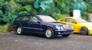 * 1/64 * Kyosho * Mercedes Benz Type E320 Wagon * Mercedes Collection *