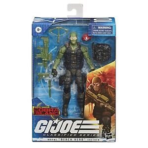 G.I. Joe Classified Series Special Missions: Cobra Island Firefly IN HAND READY