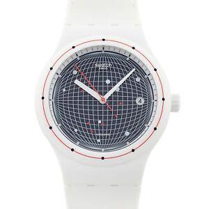 Swatch Sistem Planet 42 mm Automatic Watch SUTW404
