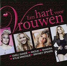 VARIOUS ARTISTS - EEN HART VOOR VROUWEN NEW CD