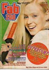 Fab 208 Magazine 23 June 1979    Leif Garrett    Racey