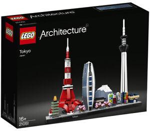 Lego® Architecture Tokio 21051 NEU & OVP