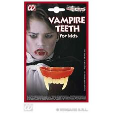 Childrens Vampire Teeth Fangs Halloween Dracula Fancy Dress Accessory