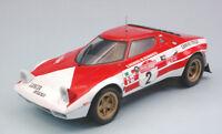 Lancia Stratos #2 Winner Sanremo Rally 1974 S. Munari / M. Mannucci 1:18 Model