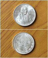 MONETA MESSICO ESTADOS UNIDOS MEXICANOS 1977 CIEN PESOS 20 gr ARGENTO 720