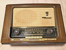 Grundig Radio Mdl. 2035 W/3D/USA AM/FM/SW