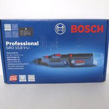 Original BOSCH GRO 10.8 V-LI Professional Rotary multi tool - Only Body