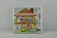 Animal Crossing Happy Home Diseñador Nintendo 3DS PAL Reino Unido (no cubierta)