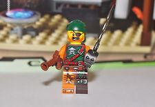 LEGO Ninjago Skybound Bucko with skull pirate sword