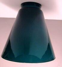 Emerald Green Cone Small Desk Lamp Shade Bar Pendant Fixture