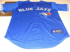 2013 Toronto Blue Jays MLB Baseball Jersey S Alternate Blue New Logo Majestic