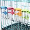 350/500ml Pet Dog Rabbit Water Drinker Dispenser Bird Hanging Bottle Auto Feeder