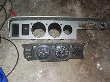 Toyota corolla KE ke35 Tacho, Instrumente, speedometer, Panel, Dashboard.