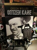 Citizen Kane - Special Edition (2 DVD Set) Orson Welles - w/Slipcover 1941 EPIC