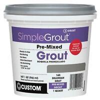 #546 Prism Cape Gray Color Consistent Grout QTY=17 Pounds
