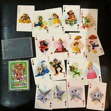 NINTENDO Super Mario Party Trump Deck Card Complete JAPAN RARE