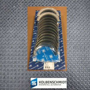 Kolbenschmidt (77518600) STD Main Bearings Set suits Mercedes-Benz OM646.980 OM6