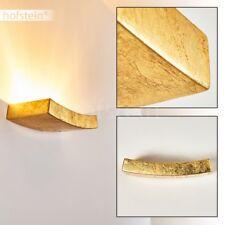 Applique murale dorée Lampe de séjour Lampe murale Lampe de corridor Céramique